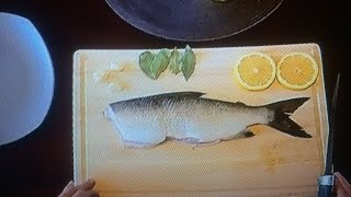 Bbq/grilling/baking Whole Fish (whitefish, Tullibee, Cisco, Lake Trout)