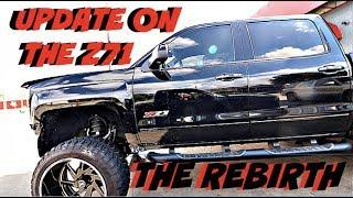 Z71 Silverado REBUILT