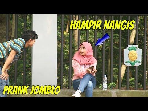 PRANK JOMBLO SAMPE NANGIS WKWKWK !!
