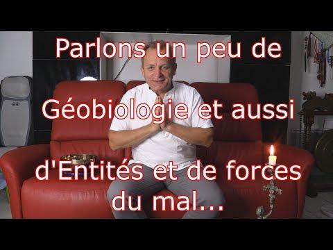 Parlons Un Peu De Géobiologie Puis D'Entités Et De Forces Du Mal...