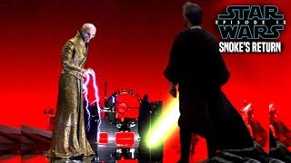 Star Wars! Snoke Back To Life In Episode 9! The Shocking Way It Can Work & More