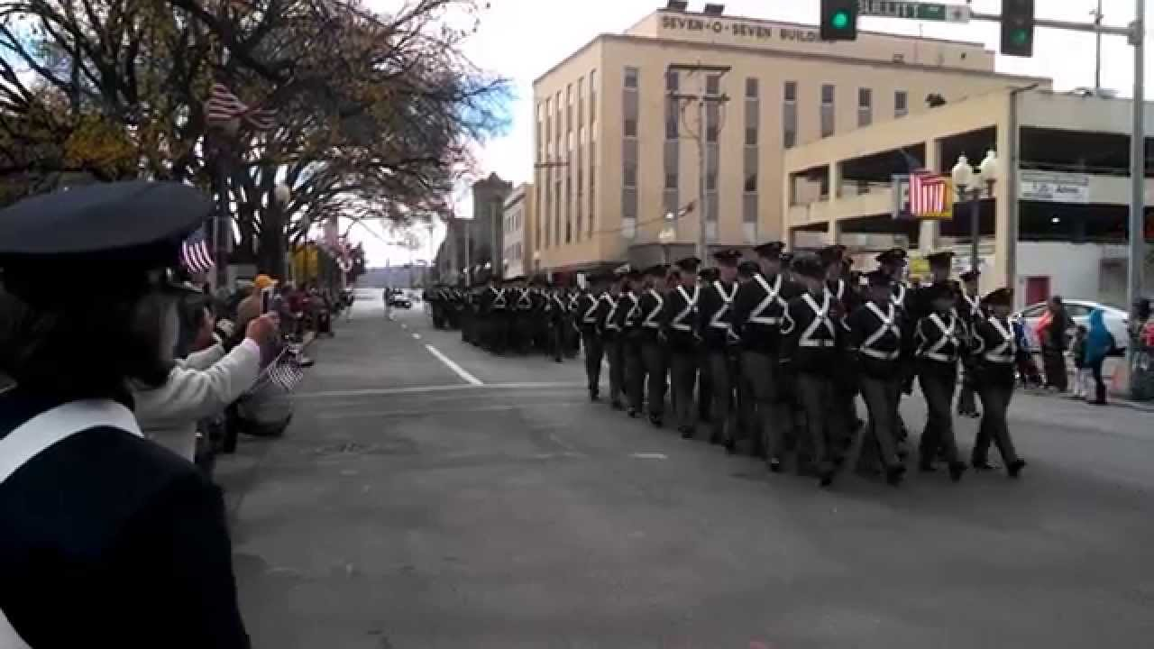 Virginia Tech Corps Of Cadets Youtube