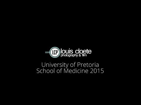 School Of Medicine 2015 University of Pretoria