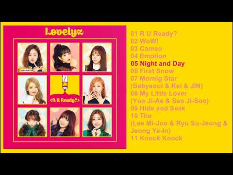 Download lagu gratis 러블리즈(Lovelyz) R U Ready? (ALBUM EDITED) Mp3 online