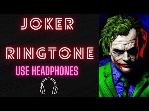 i love everything (joker ringtone version)
