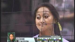 Rainbow Wahine Volleyball 2011 - #11 Hawai
