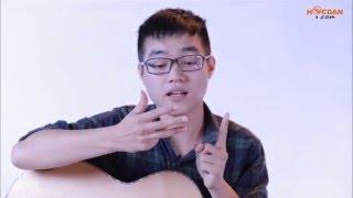 [Level 1] Bài 5: Kí hiệu của 2 bàn tay khi sử dụng đàn Guitar Classic