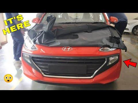Hyundai Santro LEAKED Ahead Of Launch ! ! !
