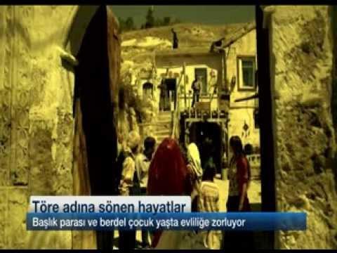 Child Marriages in Turkey  - Çocuk Evlilikleri - NTV (with subtitles)
