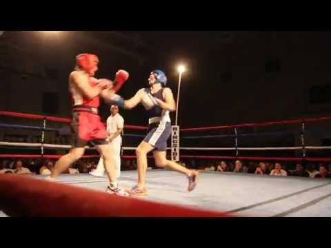 Richard Boyd Lewis Brien Fight Night XIV Bermuda March 10 2012