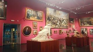 От картины до мумии. Библиотека-музей Виктора Балагера в Каталонии