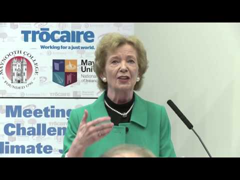 06 Trocaire Climate Justice Mary Robinson