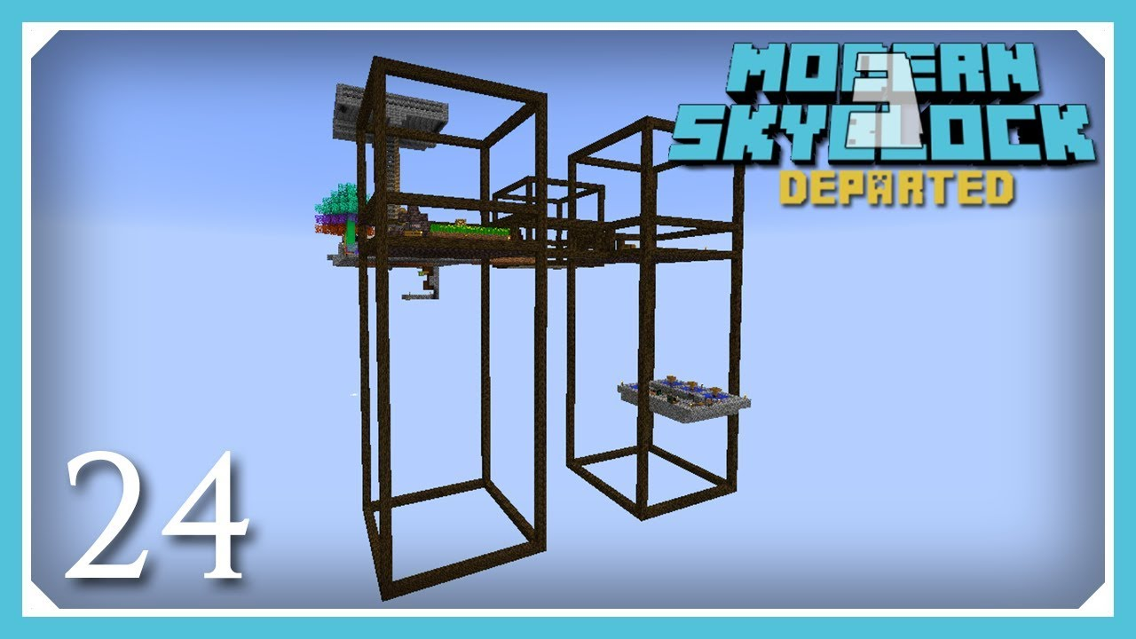Modern Skyblock 3 Staged Mode - cinemapichollu