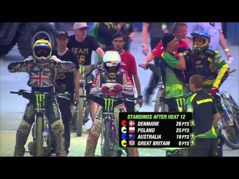 FIM Speedway World Cup 2014 Final - Bydgoszcz, Poland - 2.08.14 - The official full version