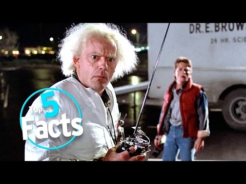 Top 5 Confounding Time Travel Facts