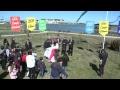 El presidente Macri participa del acto de apertura del Parque Termal Dolores