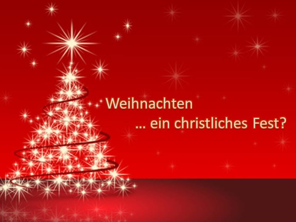 weihnachten ein christliches fest youtube. Black Bedroom Furniture Sets. Home Design Ideas