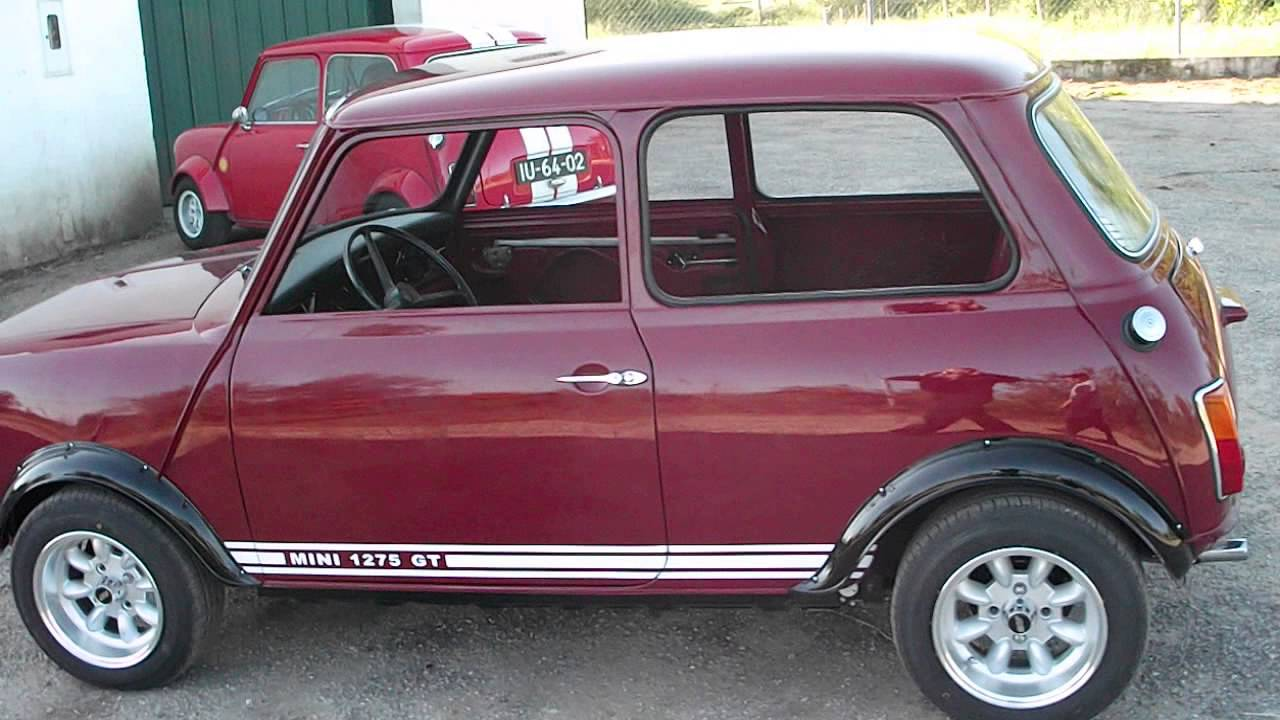 Mini 1275 GT cams 276 - Marco GT (Parte 2) - YouTube