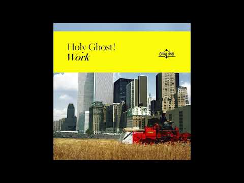 """Holy Ghost! - """"Do This"""" (Official Audio)"""