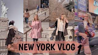 Το ταξίδι μας στη Νέα Υόρκη επεισόδιο 1 - New York Vlog| Marinelli