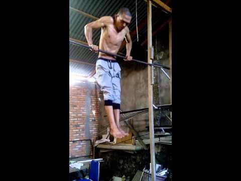 Orang ini kurus tapi berotot part 3 (gym indonesia)