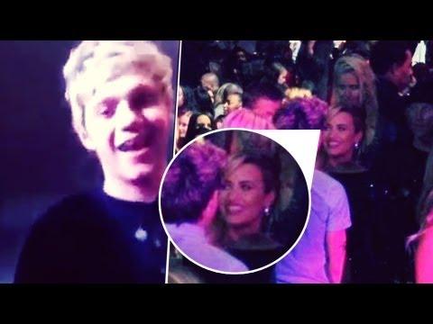 "VIDEO Niall Horan Cantando ""Give Your Heart A Break"" De Demi Lovato"