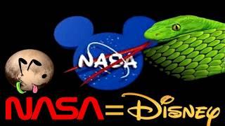 NASA is a DISNEY production