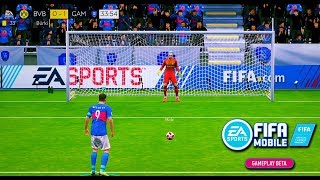 FIFA SOCCER (FIFA 19 MOBILE): GAMEPLAY BETA - Android/IOS