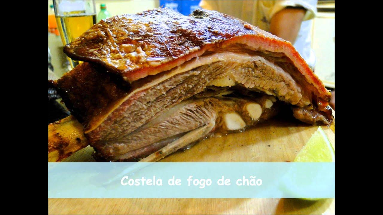 comidas tipicas brasileiras - YouTube