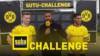 The BVB Sutu Challenge | Marco Reus & Achraf Hakimi | Episode 2