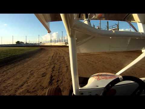 Madelyn F Jr Sprint Kam Raceway Heat 1 5/30/14