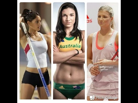 Sexiest Female Athletes in 2016 Rio Olympics