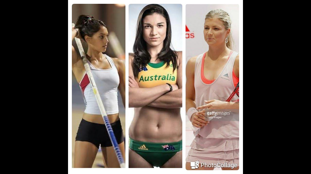 nude olympic athletes vagina