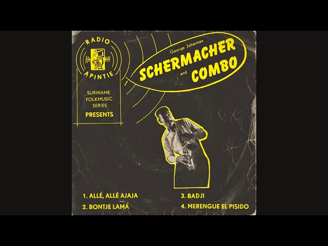George Johannes Schermacher and Combo - Merengue el pisido