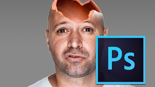 Hollow Head Effect in Adobe Photoshop/Pot