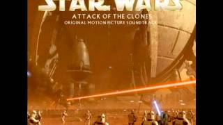 Star Wars Soundtrack Episode II , Extended Edition : The Fight…