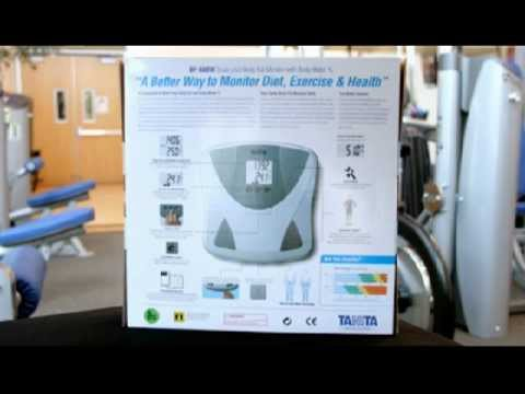 Body Fat Monitor Tanita BF680W Duo Scale Plus