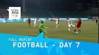 Football - Day 7 Women