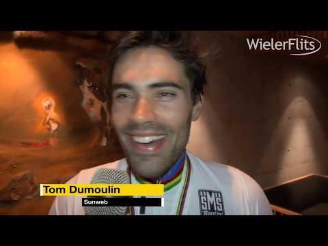 """Tom Dumoulin: """"Alles lijkt te lukken dit seizoen"""" - WIELERFLITS"""