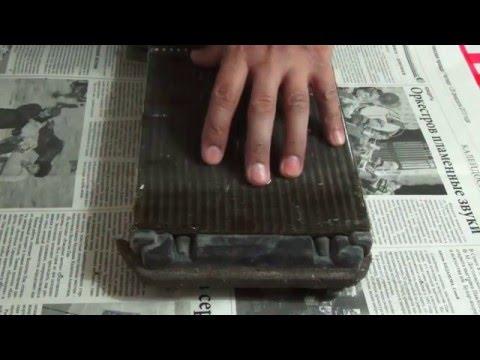 Почему не греет печка на машине (одна из причин)