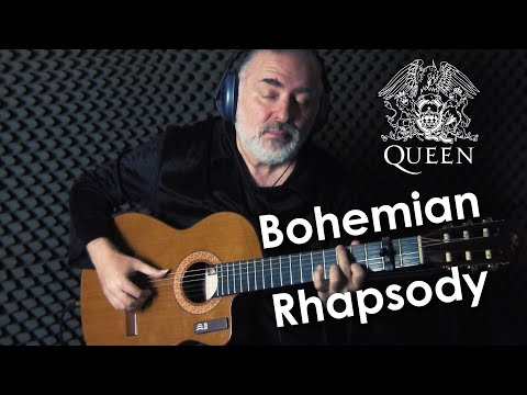 Queen - Bohemian Rhapsody - Igor Presnyakov - Fingerstyle Guitar Cover