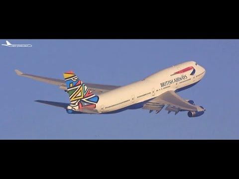 FS2004 - Life or Death Struggle (British Airways Flight 2069)