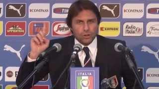 Antonio Conte rastet aus: