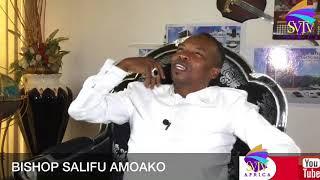 ARCHBISHOP SALIFU AMOAKO ON SVTV AFRICA
