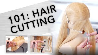 101: Learning the Baṡics of Haircutting | Kenra Professional