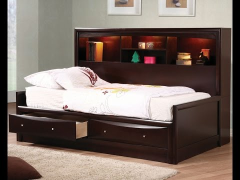 full size storage bed - Full Size Storage Bed Frame