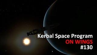 Kerbal Space Program on wings - #130 - Dres Research Probe returns