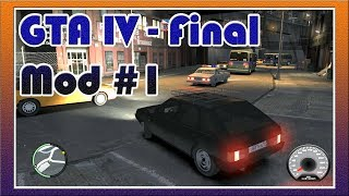 GTA 4 / Grand Theft Auto IV - Final Mod (2011) #1 - Прохождение Миссии: IT'S YOUR CALL [©Let's play]