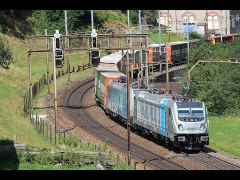 Bahnverker in Wassen