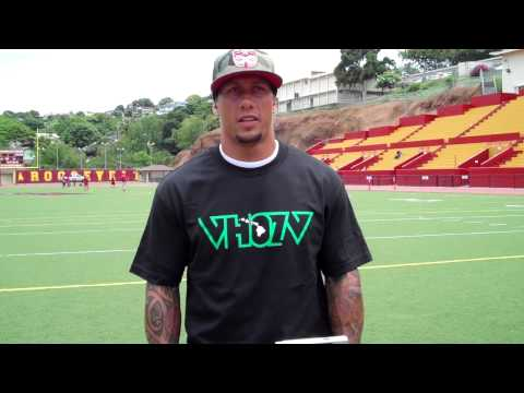 Chad Owens Interview In Hawaii